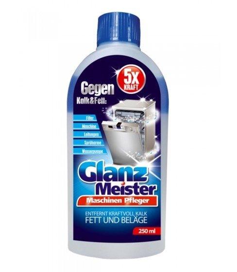 Czyścik do zmywarki w płynie GlanzMeister 250 ml